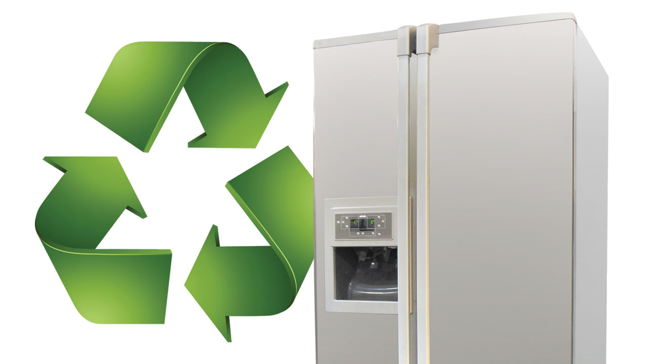 Consumers Energy Recycling Refrigerator Number 75 000