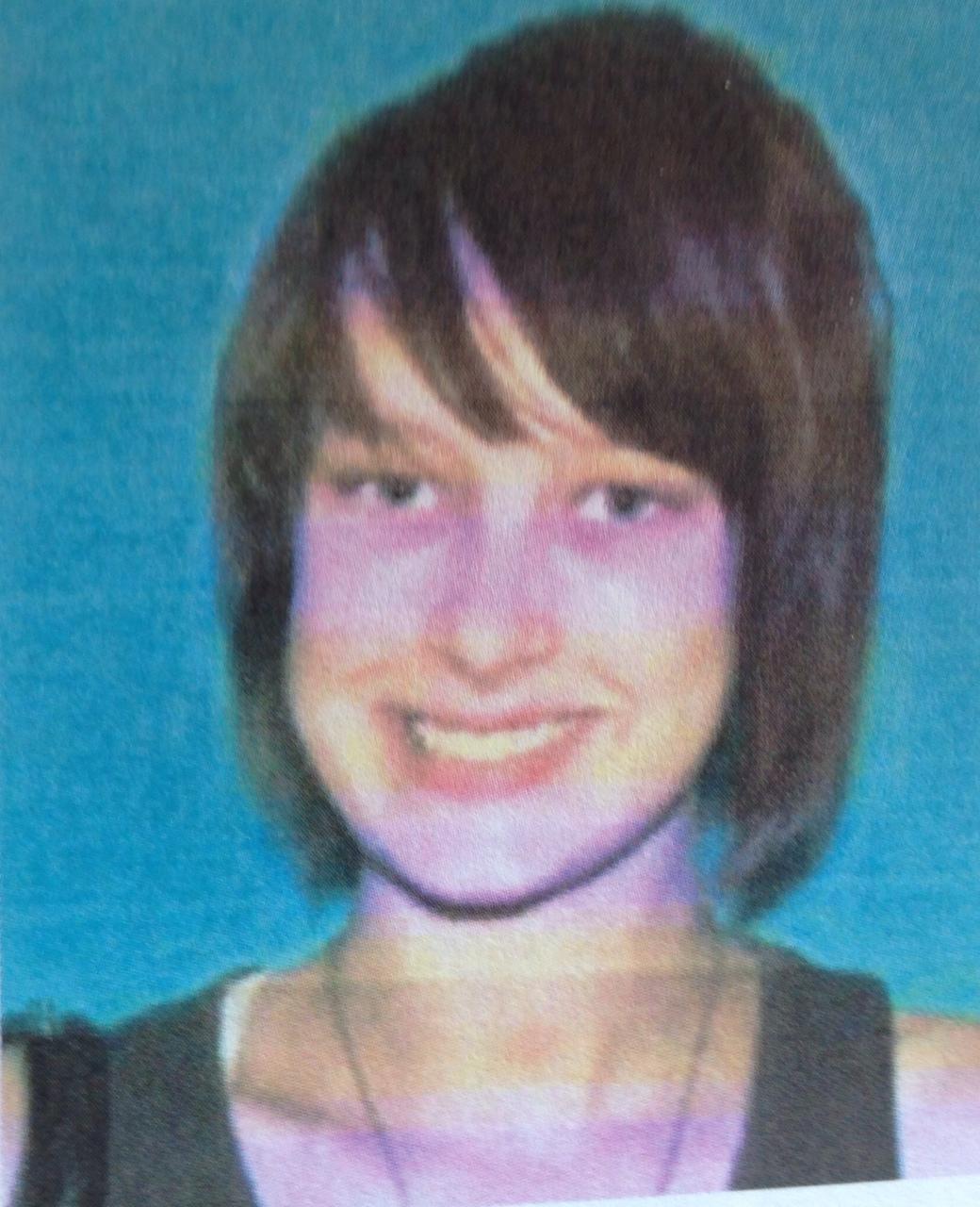 Brooke Slocum, eight-months pregnant murder victim