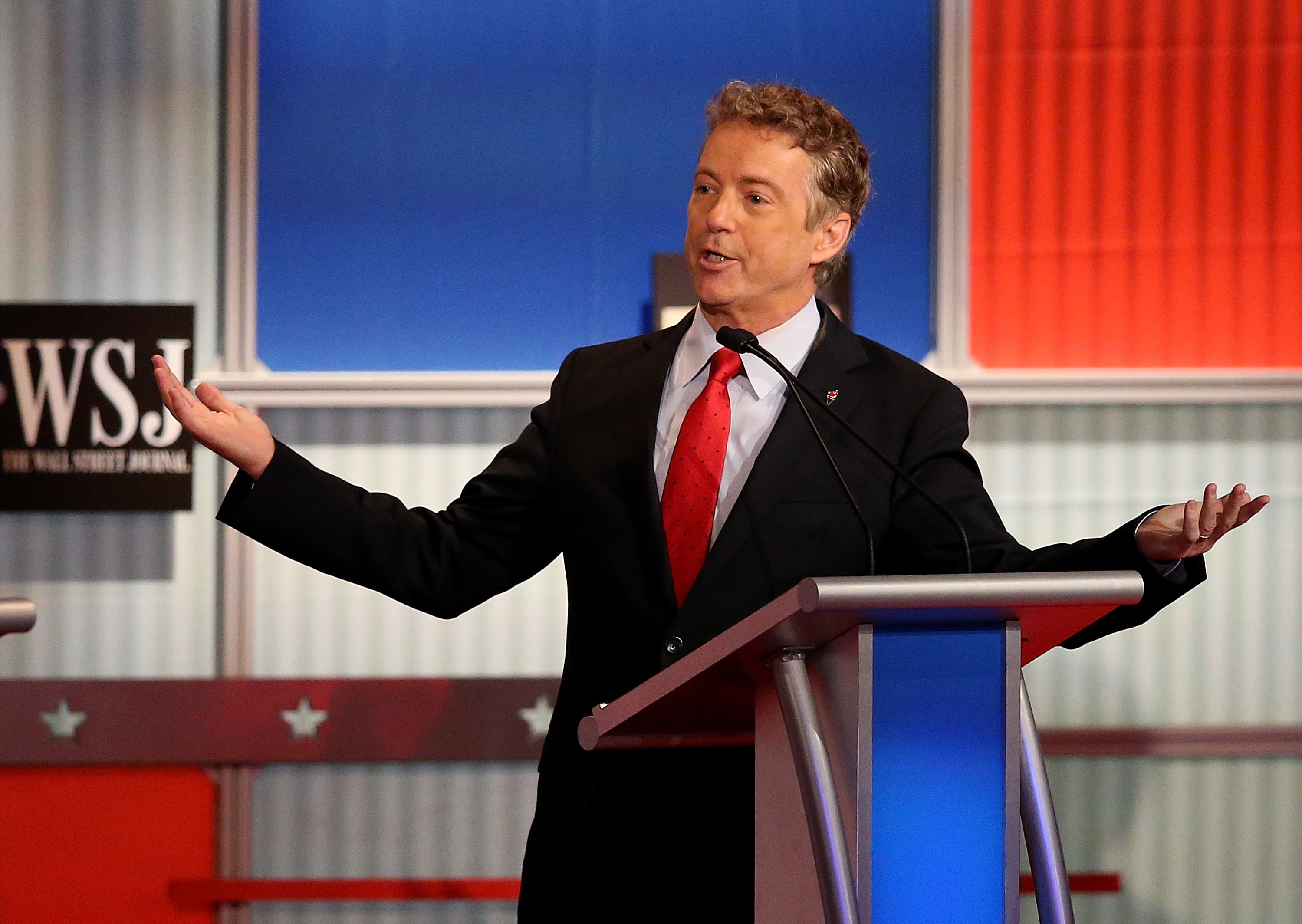 Rand Paul (Photo by Scott Olson/Getty Images)